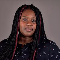 Nafissa Oumarou headshot